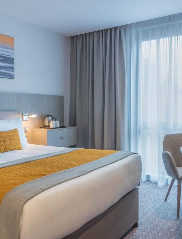 7 Star Hotel Rooms: 4 Star Maldron Hotel Dublin