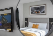 Maldron-Standard-Bedroom-Through-Mirror